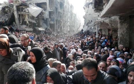 โปรดทรงปกปักรักษาชาวดามัสกัสให้พ้นภัยด้วยเทอญ Damascus, Syria in the Bible
